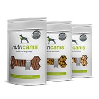 nutricanis snacks para perros